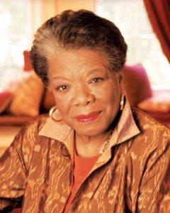 Maya Angelou ENFJ