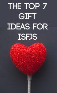 ISFJ Gift Ideas