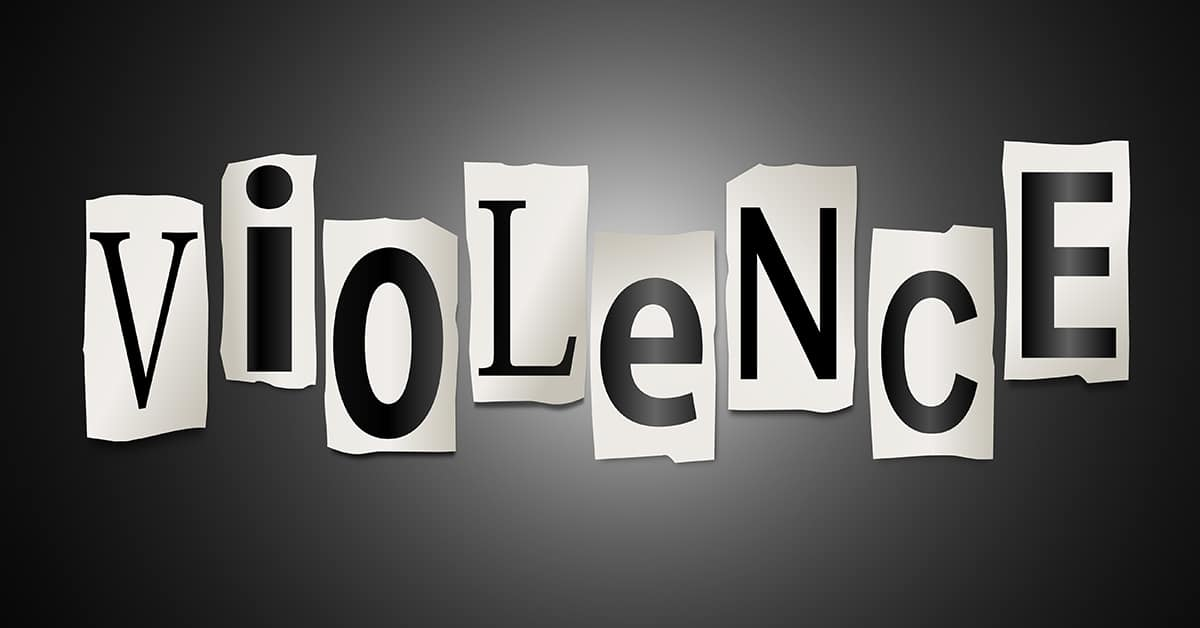 What is violence. Psychology Online Courses