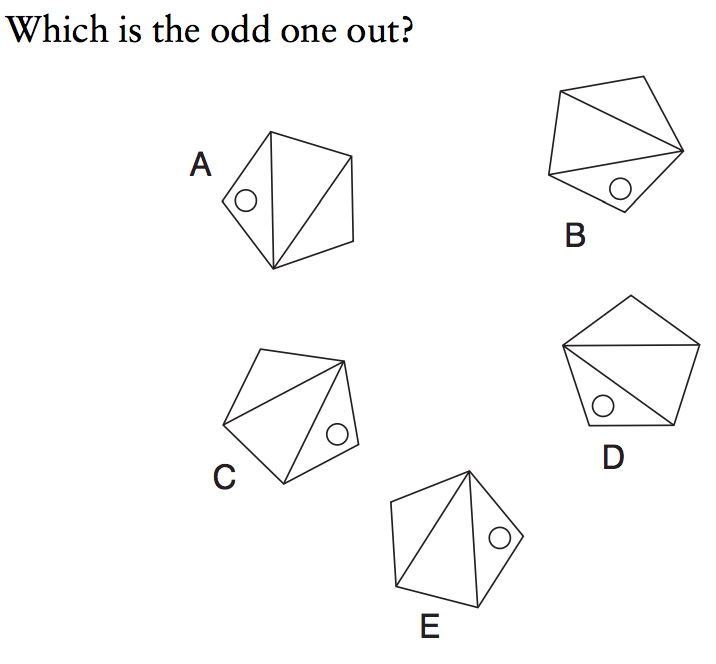 IQ TEST: 21 Question Challenge – Page 8