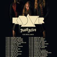 KADAVAR - Announce European Tour With Death Alley