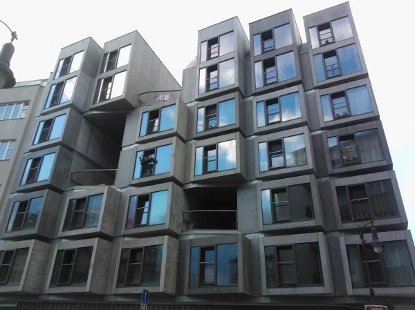 Modern Residential Architecture Prague Psychosomatically In Love