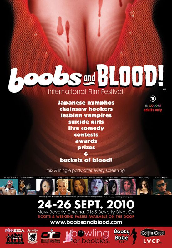 Boobs & Blood
