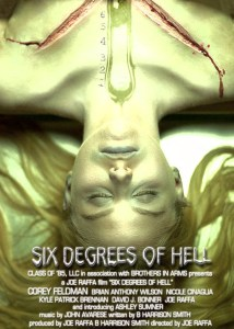 Horror Movie Trailer – Six Degrees of Hell