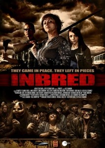 Horror Movie Trailer & Poster – Inbred