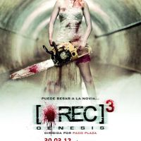 Horror Movie Poster - [REC] 3: Genesis