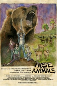 Horror Movie Trailer – Rise of the Animals