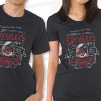 Horror Clothing - Crowley's Crossroads Inn - Supernatural Inspired