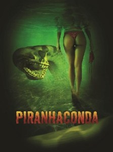 Horror Movie Trailer – Piranhaconda