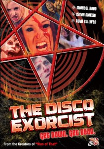 Horror Movie Trailer – The Disco Exorcist