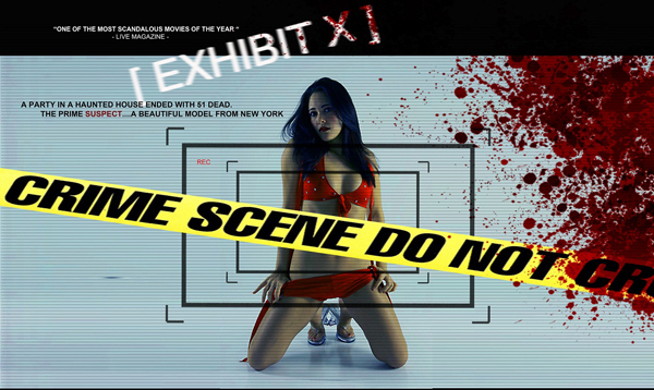 Horror Movie Trailer - Exhibit X