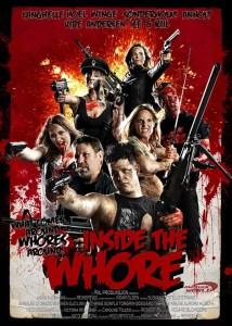 Horror Movie Trailer & Poster – Inside the Whore