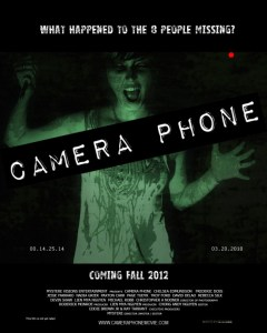 Horror Movie Trailer – Camera Phone