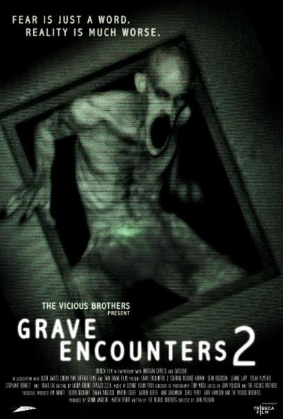 Horror Movie Trailer - Grave Encounters 2