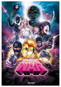 Horror Movie Poster – Trailer War