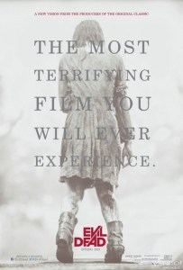Horror Movie Poster – Evil Dead (remake)