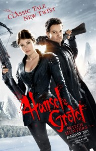 Horror Movie Trailer – Hansel and Gretel: Witch Hunters (Red Band)