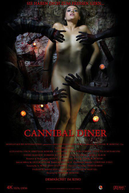 Horror Movie Trailer - Cannibal Diner