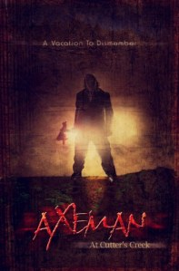 Horror Movie Trailer – Axeman At Cutter's Creek (Teaser)
