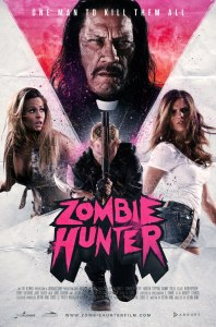 Horror Movie Poster – Zombie Hunter