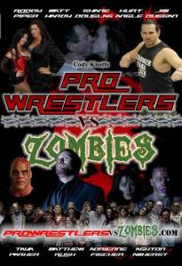 Music Video – Pro Wrestlers vs Zombies