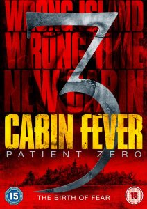 Horror Movie Trailer – Cabin Fever: Patient Zero