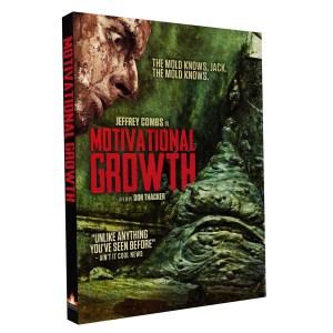 Motivational Growth Horror Trailer and DVD Artwork
