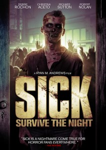 SICK SURVIVE THE NIGHT TRAILER, RELEASE ANOUNCEMENT