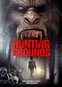 High Octane Films sells Bigfoot horror film Hunting Grounds!