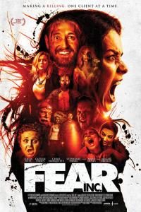 Fear, Inc. (2016) | How scared do you want to be? #HOWSCARED