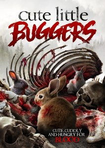 Cute Little Buggers (2017) | Killer Mutant Rabbits Attack this November!