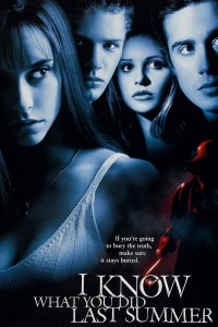 I Know What You Did Last Summer (1997) | Not All Secrets Stay Buried. | #31PostsOfHalloween