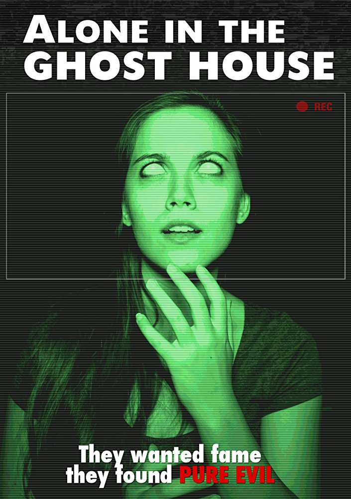 Alone in the Ghost House (2015) Poster