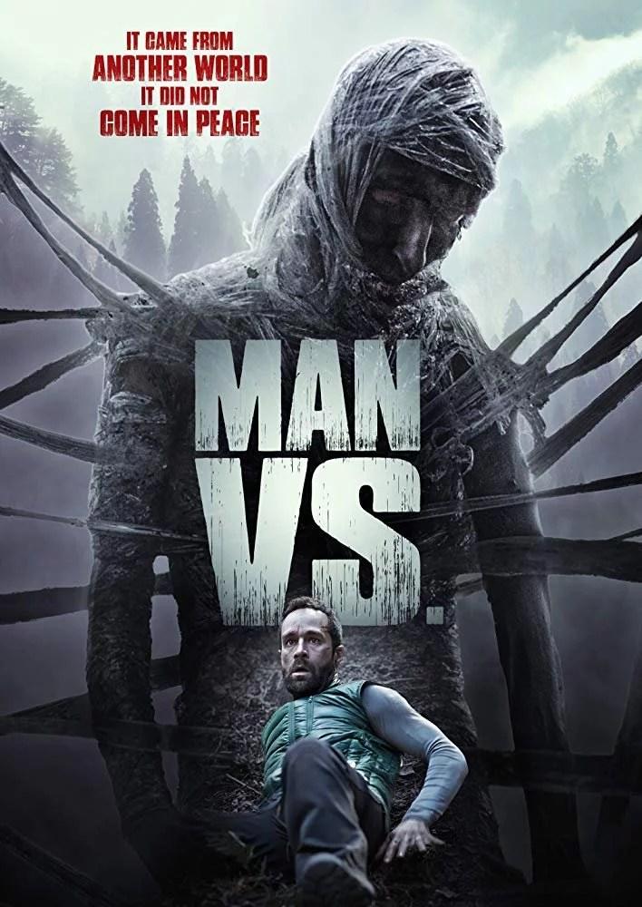 man vs. poster