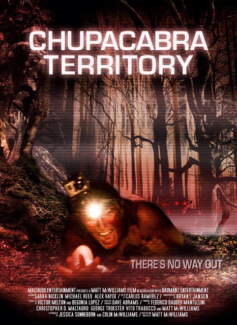 Chupacabra Territory (2016) | Dare to Enter