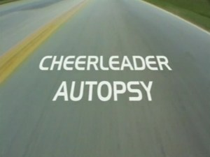 Cheerleader Autopsy (2003)