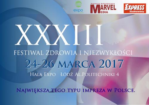 Festiwal zdrowia i niezwykłości 2017