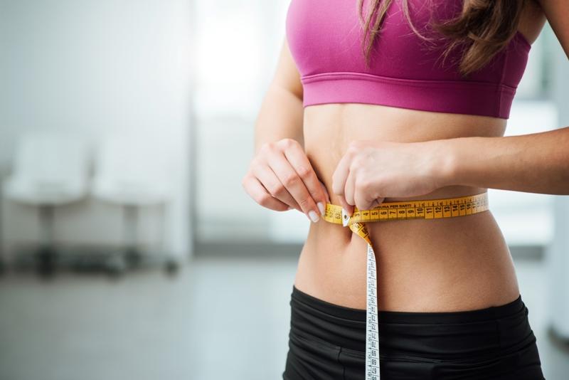 spadek wagi na diecie