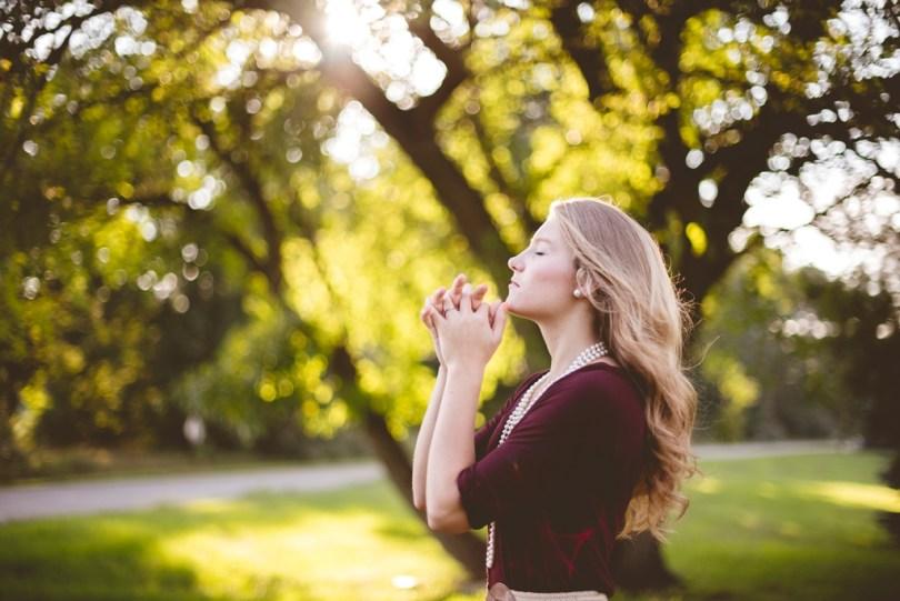 moc modlitwy