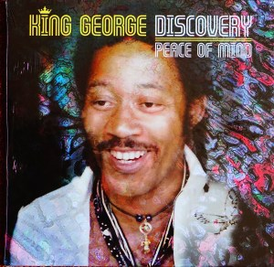 King George Discovery Peace of Mind cover Psychotron Discoveries