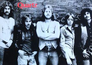 Quartz poster