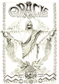 The Oracle poster