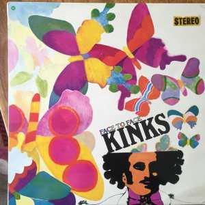 kinks face LP