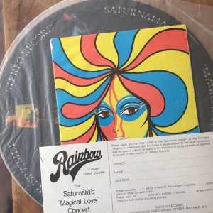 SATURNALIA LP