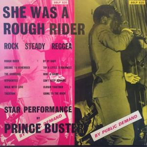 prince buster lp
