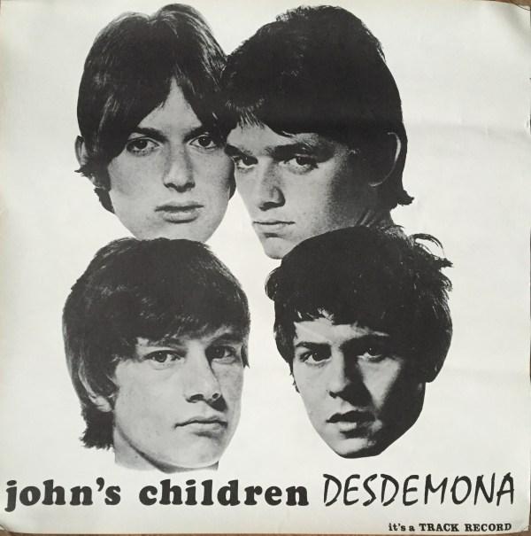 desdemona poster