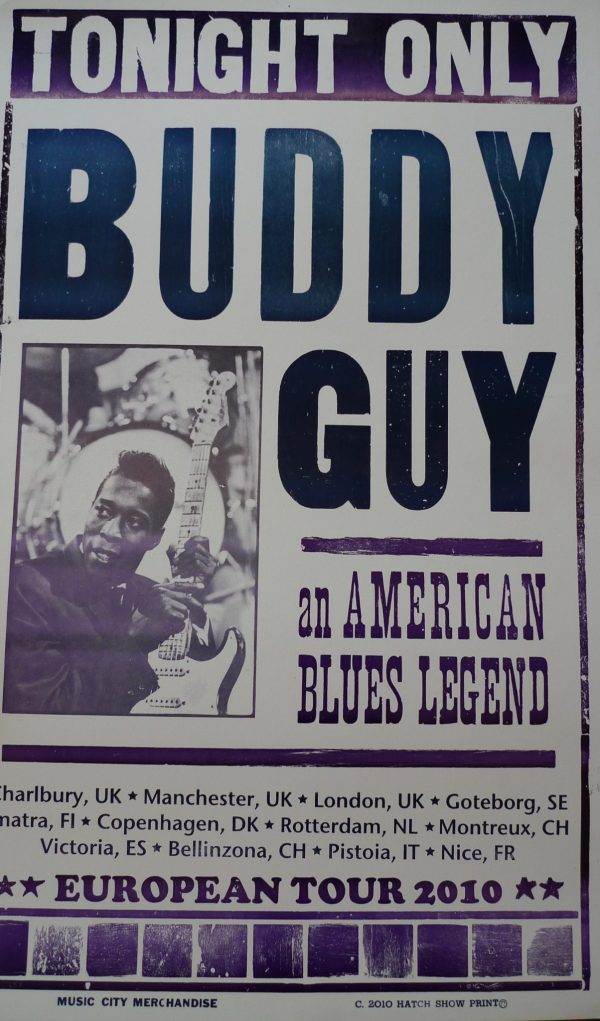 Buddy Guy an american blues legend