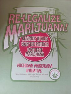 Ann Arbor Mich The Michigan Marijuana Initiative
