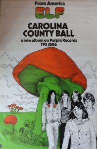 a new album on Purple records