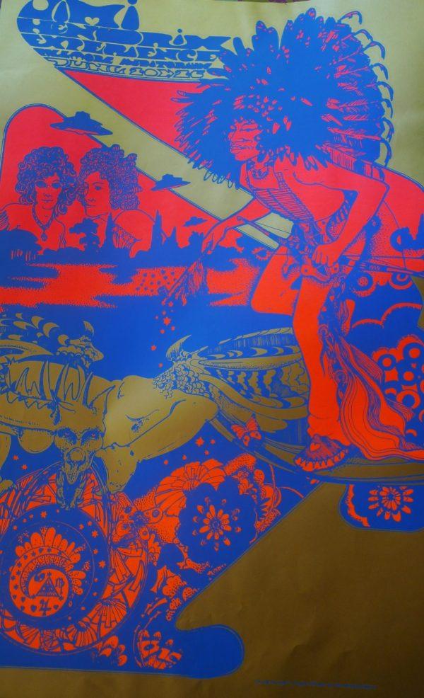 Jimi Hendrix fulimore 1967 Osiris